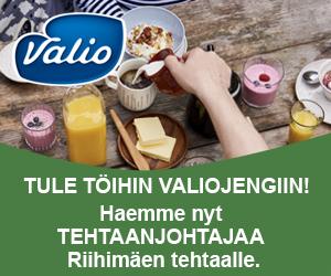 Valio Oy rekry